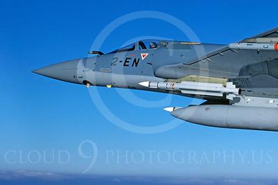 CUNMJ 00182 Dassault Mirage 2000 French Air Force 2-EN February 2000 via African Aviation Slide Service