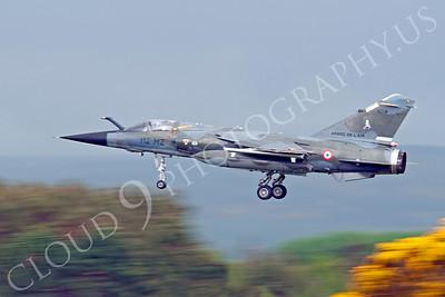 Dassault Mirage F1 00020 Dassault Mirage F1 French Air Force 112-MZ by Alasdair MacPhail