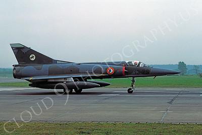 Dassault Mirage III 00023 Dassault Mirage III French Air Force 13-PS June 1979 by Wilfried Zetsche