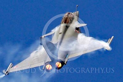 AB - Raf 00050 Dassault Rafale French Air Force by Stephen W D Wolf