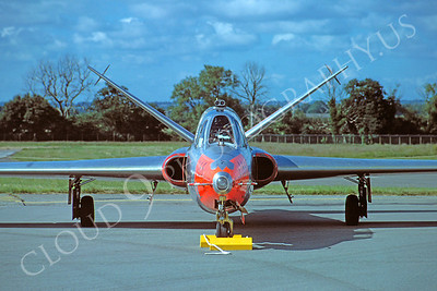 Fouga CM-170 Magister 00001 French Air Force 5 July 1980 by Stephen W D Wolf