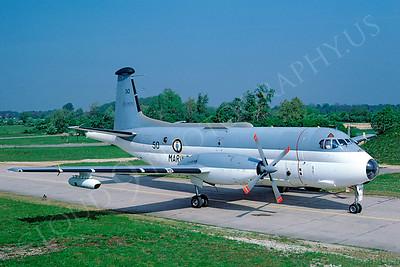 Dassault Atlantic 00005 Dassault Atlantic French Navy July 1988 via African Aviation Slide Services