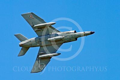 Dassault Super Etendard 00046 Dassault Super Entendard French Navy military airplane picture by Stephen W D Wolf