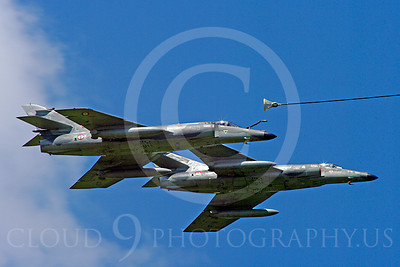 Dassault Super Etendard 00036 Dassault Super Entendard French Navy attack jet military airplane picture by Stephen W D Wolf