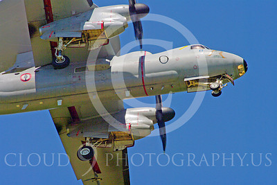 E-2Forg 00016 Grumman E-2 Hawkeye French Navy military airplane picture by Stephen W D Wolf