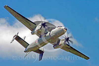E-2Forg 00024 Grumman E-2 Hawkeye French Navy military airplane picture by Stephen W D Wolf