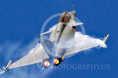 AB - Raf 00050 Dassault Rafale French Air Force by Stephen W D Wolf