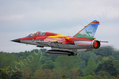 AB-F-1 00002 Dassault Mirage F-1-B French Air Force by Peter J Mancus
