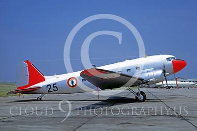 C-47Forg 00019 Douglas C-47 Skytrain French Navy 25 by Lars Soldeus