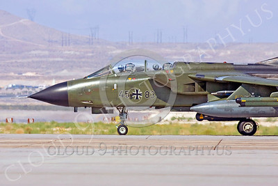 CUNMJ 00071 Panavia Tornado German Air Force Nellis AFB by Peter J Mancus