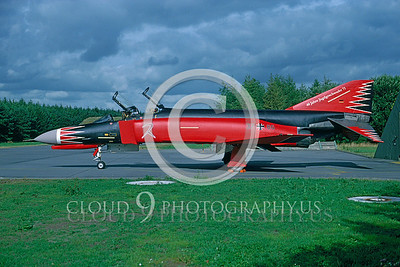 EE-F-4FORG 00011 F-4F German Air Force Aug 1999 by Wilfried Zetsche from AirDOC Collection