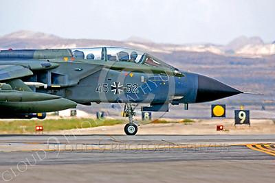 CUNMJ 00179 Panavia Tornado German Air Force Nellis AFB by Peter J Mancus