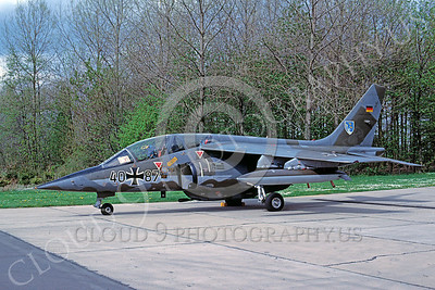 Dassault Alpha Jet 00005 Dassault Alpha Jet German Air Force 4087 May 1983 by Wilfried Zetsche