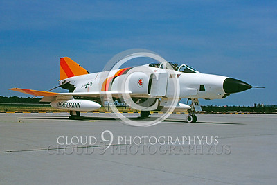 EE-F-4FORG 00005 McDonnell Douglas RF-4C Phantom II German Air Force July 1984 via AASS
