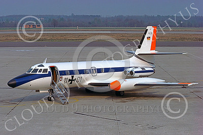 C-140Forg 00001 A static Lockheed C-140 Jetstar German Air Force 11 01 5-1979 military airplane picture by Wilfreid Zetsche
