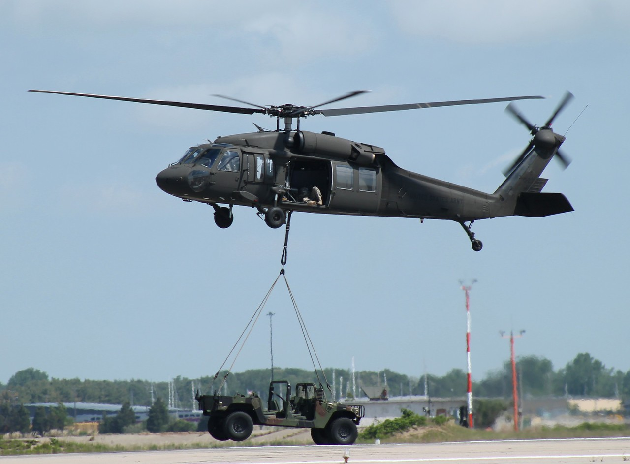 Rhode Island Army National Guard at Quonset Point, RI 5-30-15.