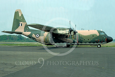 C-130Forg 00011 Lockheed C-130 Hercules Hellenic Air Force June 1991 via African Aviation Slide Service