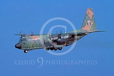C-130Forg 00058 Lockeed C-130 Hercules Hellenic Air Force by Raymond Bosselaar