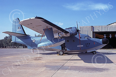 HU-16Forg 00005 A static Grumman HU-16D Albatross Hellenic Air Force 517177 military airplane picture by Greg Klein