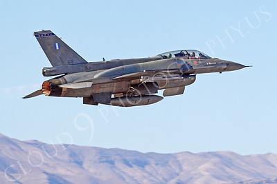 F-16Forg 00316 Lockheed Martin F-16 Fighting Falcon Hellenic Air Force 618 Nellis AFB by Tim Wagenknecht