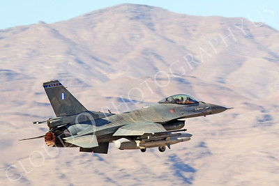 F-16Forg 00300 Lockheed Martin F-16 Fighting Falcon Hellenic Air Force 500 by Tim Wagenknecht