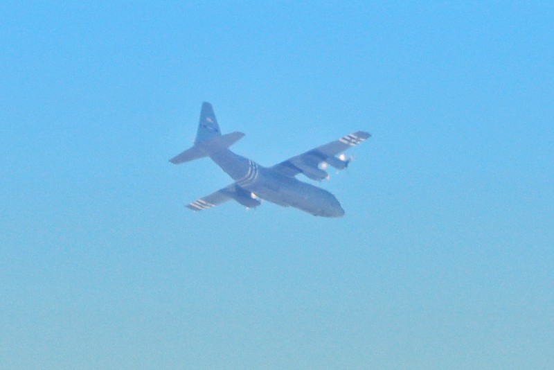 C-130H 89-9103 w/invasion stripes
