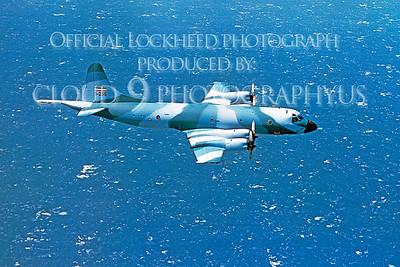 P-3FORG 00002 Lockheed P-3 Orion Iranian Navy from Lockheed Aircraft Company