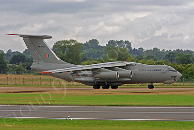 Ilyushin Il-78MKI 00001 Ilyushin Il-78MKI Candid Indian Air Force RK-3452 by Peter J Mancus