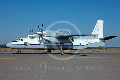 Antonov An-32 Cline 00001 Antonov An-32 Cline Indian Air Force K2709 via African Aviation Slide Service