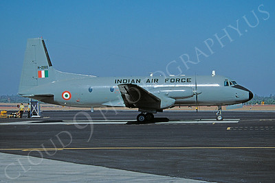 Hawker Siddeley Andover CC2 00003 Hawker Siddeley Andover CC2 Indian Air Force H-2180 February 2005 via African Aviation Slide Service
