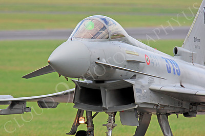 CUNMJ 00095 Eurofighter Typhoon Italian Air Force by Peter J Mancus
