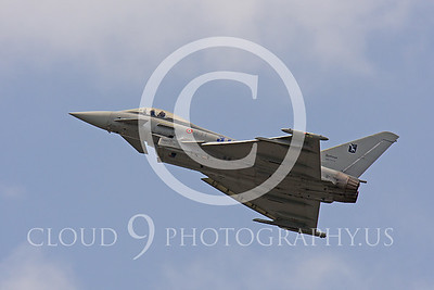 Eurofighter Typhoon 00012 Italian Air Force by Peter J Mancus