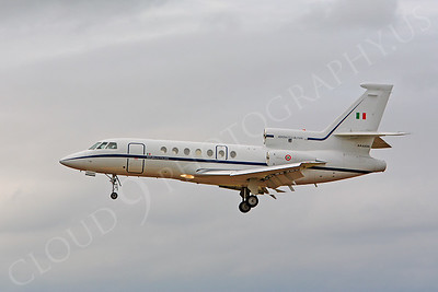 Dassault Falcon 50 00004 Dassault Falcon 50 Italian Air Force by Peter J Mancus