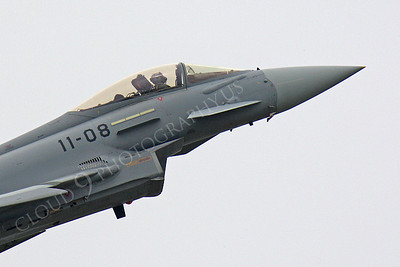 CUNMJ 00284 Eurofighter Typhoon Italian Air Force by Peter J Mancus