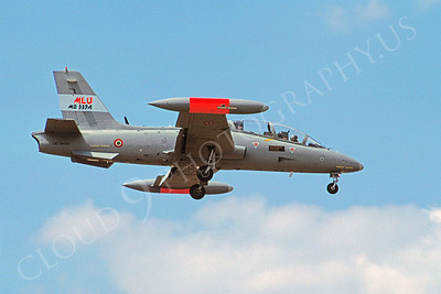 Aermacchi MB-339 00002 Aermacchi MB-339 Italian Air Force 21 June 2001 by Stephen W D Wolf
