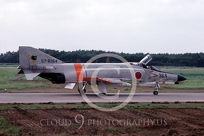 F4FOR 00004 Japanese F-4EJ Hyakuri May 1979 by Masumi Wada