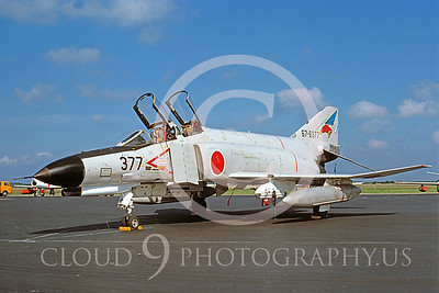 F4FOR 00021 F-4EJ Japanese Self Defense Force 10 March 1976 courtesy African Aviation Slide Service
