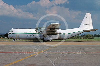 C-130Forg 00027 Lockheed C-130 Hercules Libyan Air Force 7T-WHN via African Aviation Slide Service