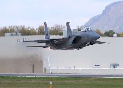 Massachusetts Air National Guard F-15 Eagles Gallery 2