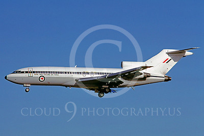 Boeing 727-MF 00002 Boeing 727 Royal New Zealand Air Force N27271 May 1984 by Carl E Porter
