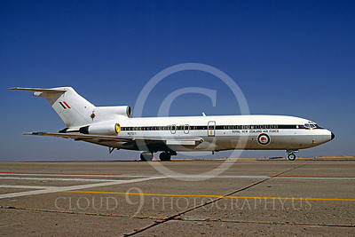 Boeing 727-MF 00001 Boeing 727 Royal New Zealand Air Force N27271 Travis AFB August 1983 by Carl E Porter