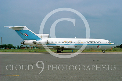 B727 00001 New Zealand via African Aviation Slide Service