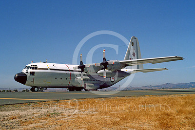C-130Forg 00107 Lockheed C-130 Hercules Royal New Zealand Air Force by Carl E Porter