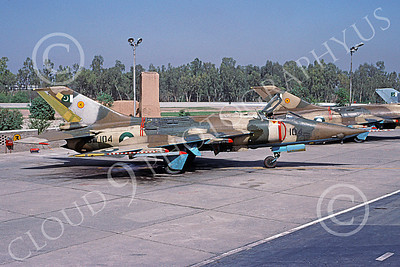 Shenyang F-6 00015 A static Shenyang F-6 Pakistani Air Force 5-2001 military airplane picture by Rogier Westerhuis