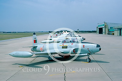 T-33Forg 00023 Lockheed T-33 Shooting Star Portuguese 1988 via AASS