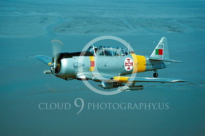 T-6Forg 00002 North American T-6 Texan Portuguese Air Force 28 Sept 1988 via AASS