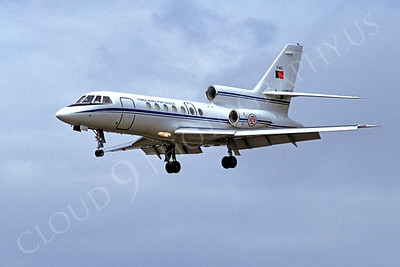 Dassault Falcon 50 00002 Dassault Falcon 50 Portuguese Air Force by Peter J Mancus