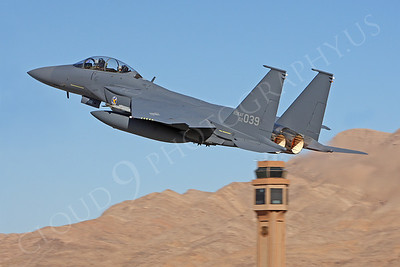 F-15FORG 00008 McDonnell Douglas F-15K Strike Eagle Republic of Korea Air Force 02039 Nellis AFB by Peter J Mancus