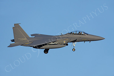 F-15FORG 00010 McDonnell Douglas F-15K Eagle Republic of Korea Air Force 02040 by Peter J Mancus