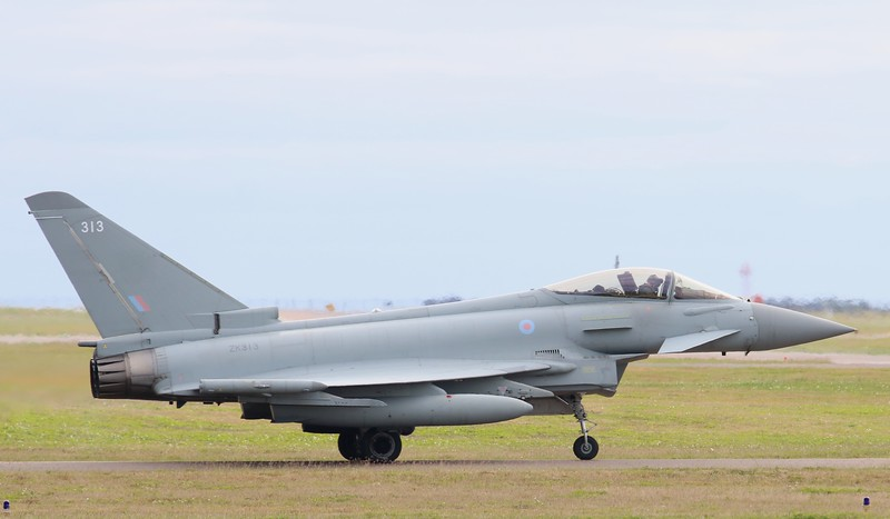 Eurofighter Typhoon FGR4 [ZK313]